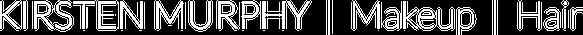 Kirsten Murphy Makeup Logo